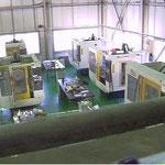 Fanuc製 マシニングセンター