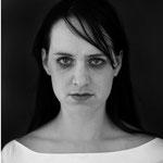 Claudia Dalchow spielt Ulrike Meinhof, Foto: Till Brühne