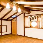 主寝室(土蔵2階)