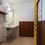 洗面・脱衣室(車いす対応)