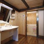 洗面・脱衣室(車椅子対応)