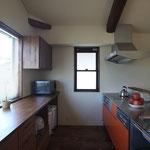 キッチン(I型・創り付け収納)