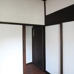 予備室(板の間)
