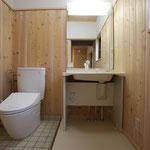 1階 トイレ・洗面・手洗い(障碍者対応)