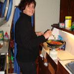 A munkapult, atado es a mosogato egyseg