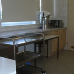 Arbeitsbereich Küche