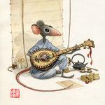 Mandoline ( VENDU )