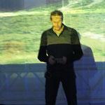 Fremder Klang der Wort 3, Performance 2014, © M. Dachwald