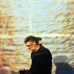 Fremder Klang der Wort 7, Performance 2014, © M. Dachwald