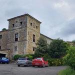 宿泊した元修道院 Desierto de Hoz de Anero