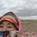 2014年 チェリャビンスク市から500km程南下。たぶんカザフスタン
