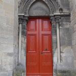 Porte latérale - Eglise de Gonesse
