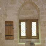 Baies vitrées géminées - Eglise de Gonesse