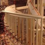 Forme d'escalier