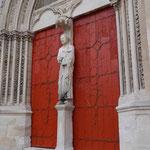 Portail monumental - Eglise de Gonesse