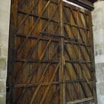 Portail occidental - Vue intérieure