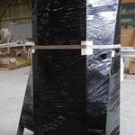 Emballage et palettisation avant livraison