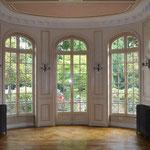 Les fenêtres et porte-fenêtre cintrés