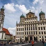 Rathaus von Augsburg