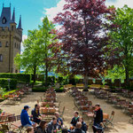 Biergarten Hohenzollern