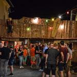 Eingang zur Bar