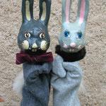 Les lapins amoureux