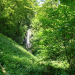 Wasserfall bei Ramsbeck im Sauerland (Foto: E. Klein)