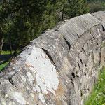 Kirchmauer, Foto: E. Klein