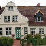 Häuserzeile am Nordwestkai vom Ende des 18. Jahrhunderts