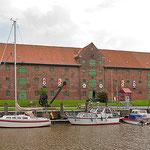 Kanal-Packhaus 1783