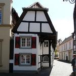 das schmalste Haus in Warendorf