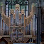 Orgel von Hans Klais