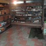 空間ができた本館地下配膳室