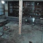 空間ができた本館地下厨房