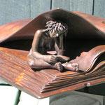 Lire, envers et contre tout, collection privée