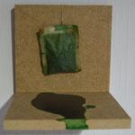 Sospechas - 12x12x12 cm