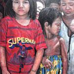 カンボジア難民