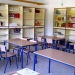 Sala de lectura del Edificio 1