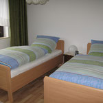 Schlafzimmer 2 Betten 90 / 200