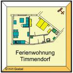 Ferienwohnung in Timmendorf