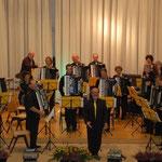 Auftritt des 1. Orchesters