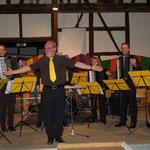 Die Konzertabteilung