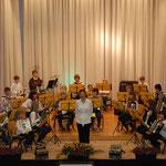 Auftritt des Jugendorchesters