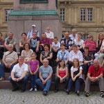 Stadtführung mit unseren französischen Freunden