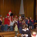 Großes Gerangel um den Nikolaus
