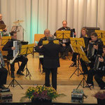 Auftritt der Konzertabteilung
