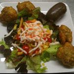 Assiette Tapas - Formule soirée