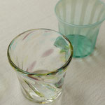 Craft glass,タンブラー,宙吹き,コップ