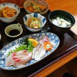日本海定食