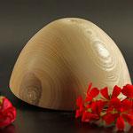 Schälchen: Esche; 8,5 x 6,5 cm, naturbelassen / Preis: 90,00 €